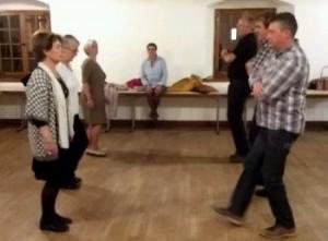 folklig dans